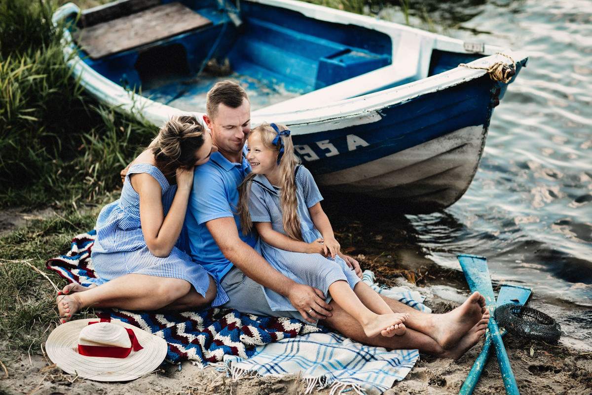 Family photographer Dubai UAE Monika Wasylewska